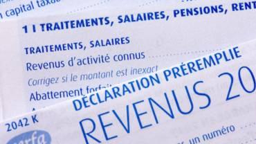 Campagne déclarative des revenus